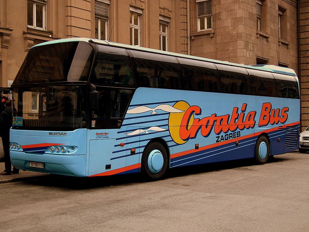 Croatia Bus Neoplan