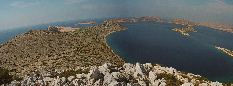 Dalmatien: Land der tausend Inseln