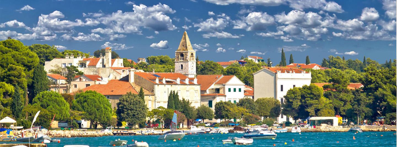 Ferienwohnungen an der kroatischen Küste