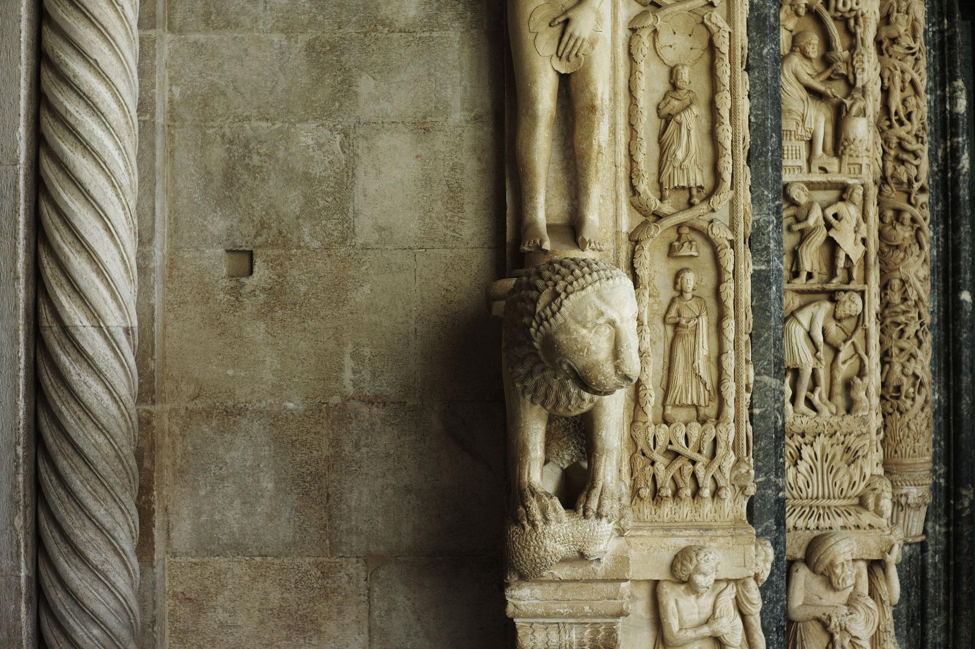 trogir-kathedrale